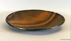 piatto Mélange marrone