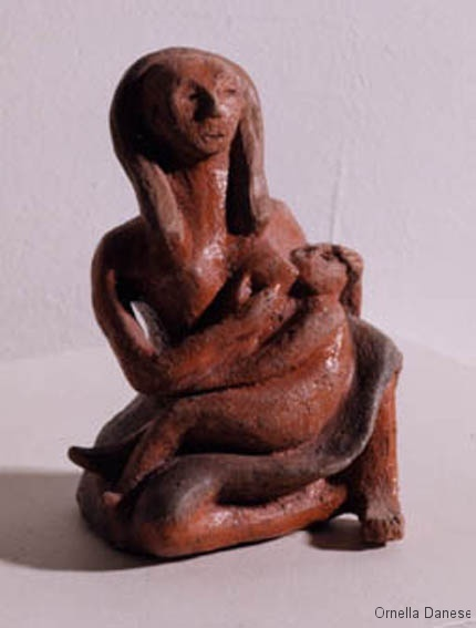 Iside - maternità egizia